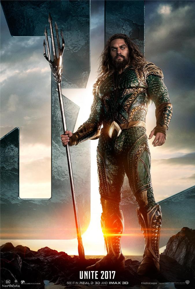 legutóbb pedig Aquaman volt.