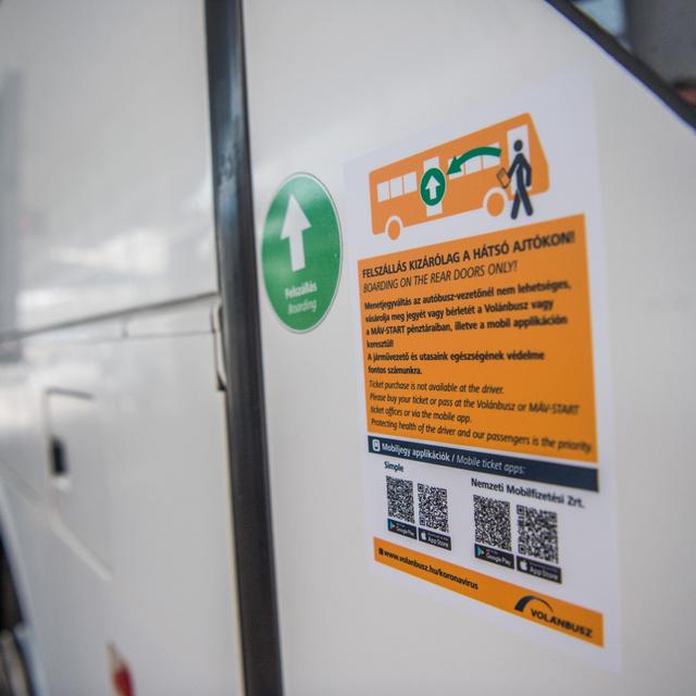 Fontos változás jön a Volánbusz járatain: minden utast érint majd