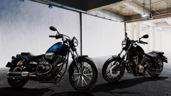 Japánban tovább él a Yamaha XV950