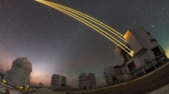 Óriásteleszkópot építhet a kvantumcsillagászat