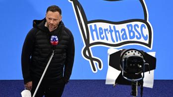 A Hertha elnöke megszólalt Dárdai jövőjével kapcsolatban