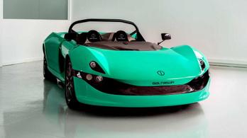 Mégsem lehetetlenség az elektromos sportkocsi?