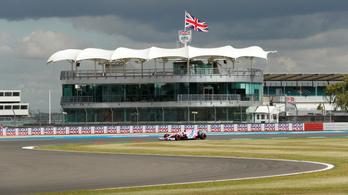 Először Silverstone-ban rendeznek sprintfutamot az F1-ben