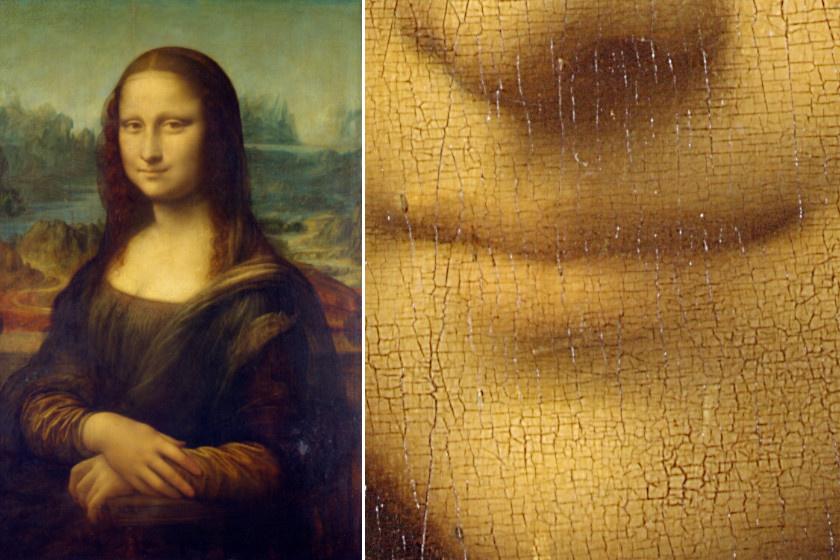 A Sheffield-i Hallam Egyetem kutatói szerint Mona Lisa mosolyának titokzatosságát tettenérhetetlensége okozza: a titokzatos, olykor látható, máskor eltűnő mosoly attól függően jelenik meg, vagy veszik el, hová fókuszál az ember. Ha a szemekre, a száj, a mosoly láthatóvá válik, de ha a szájra, akkor az éles kontúrok egyszerűen eltűnnek.
