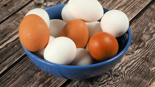 Mi a különbség a fehér és a barna tojások között?