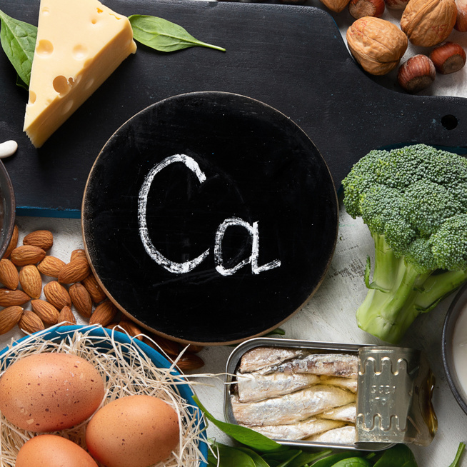 9 étel, ami tele van kalciummal: amellett, hogy finomak, a csontokat is erősítik