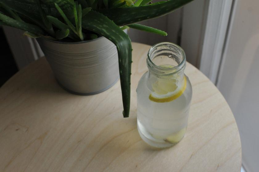 aloe veras limonádé