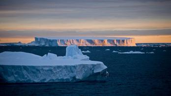 Minél több a só a vízben, annál több szén-dioxidot vesz fel az óceán