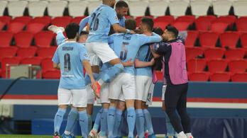 Párizsban került közelebb első BL-döntőjéhez a Manchester City