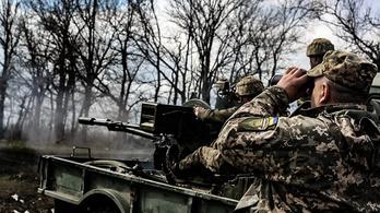 Ukrajna nem tárgyal a szakadárokkal