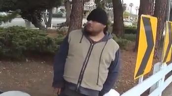 Rendőri intézkedés közben halt meg egy férfi Kaliforniában