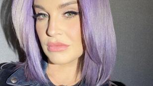 Kelly Osbourne pont a karantén végén kapott idegösszeroppanást