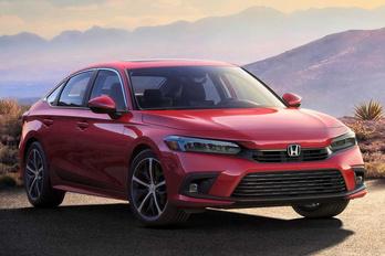Vadonatúj Civicet mutatott be a Honda