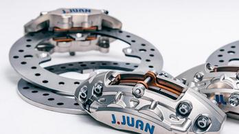 FÉK NYÚZ: a Brembo megvásárolta a J.Juan-t