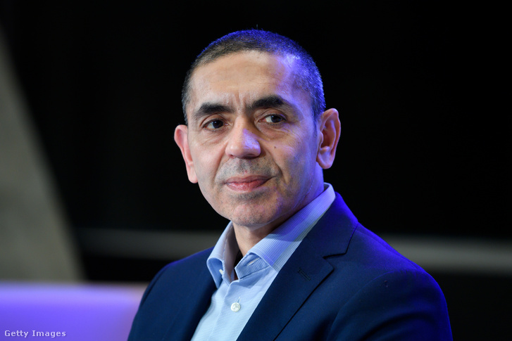 Ugun Sahir, a BioNTech vezérigazgatója