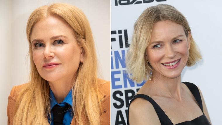 Nicole Kidman és Naomi WattsMielőtt hollywoodi karrierjük felívelt volna, a két ausztrál színésznő már ismerte egymást: a North Sydney Girls' High School növendékeiként lettek barátnők.