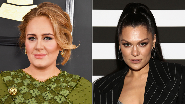 Adele és Jessie JKét elképesztő énekesről van szó - akik a BRIT School nevű, főleg előadóművészetekre koncentráló iskolába jártak együtt, és akik együtt énekelgettek ebédszünetben