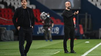 Guardiola: Önmagunkat kell adnunk a visszavágón is