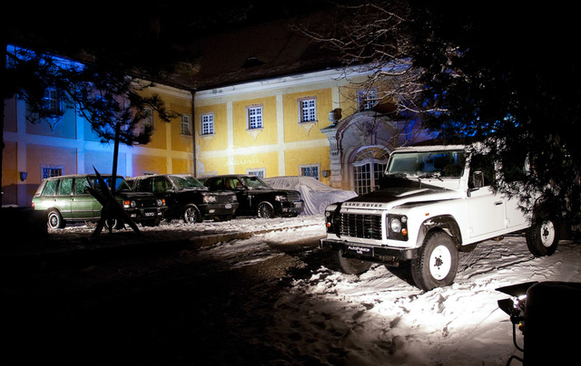 Történelemóra Land Rover rajongóknak
