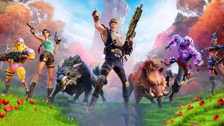 Fortnite (Forrás: Epic Games)