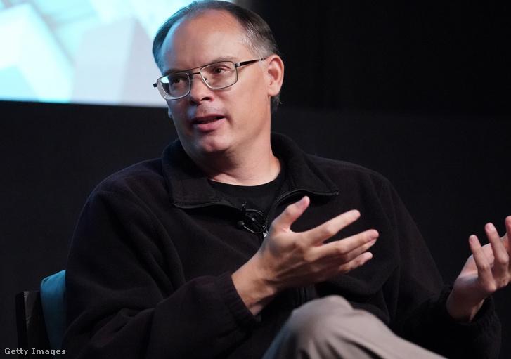 Tim Sweeney, az Epic Games főnöke