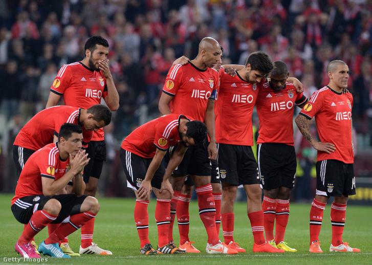 A Benfica legutóbbi fináléja tizenegyespárbajban dőlt el