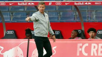 Hivatalos: Szoboszlai korábbi edzőjét nevezte ki az RB Leipzig