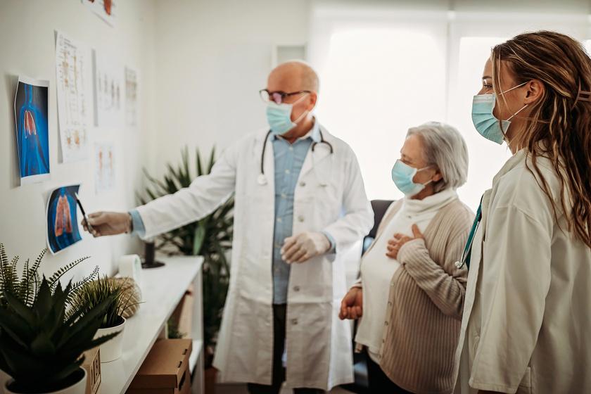 tüdőrák onkológus beteg orvos