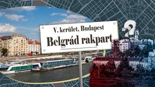 Mi köze van a szerb fővárosnak a pesti Duna-part műemlék házaihoz?