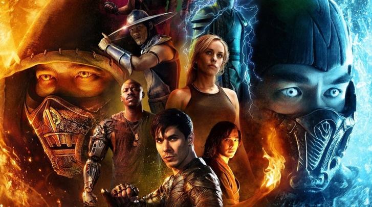 Mortal Kombat (Forrás: Warner)