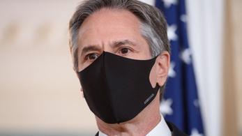 Ukrajnába látogat az amerikai külügyminiszter