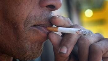 Az Egyesült Államokban betilthatják a mentolos cigit