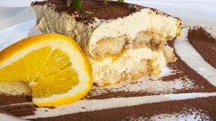 Te is szereted a mogyoróvajat? Ebben a gyors desszertben tökéletes helye van!