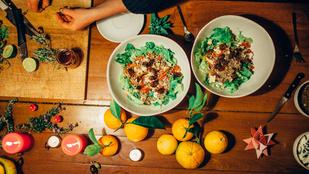 Tavaszi zero waste: ezekbe az isteni receptekbe használd fel az újhagyma zöldjét!