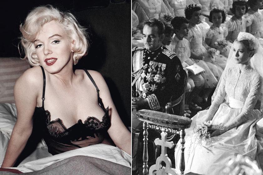 Marilyn Monroe-val akarták összehozni a herceget, aki végül Grace Kelly férje lett.