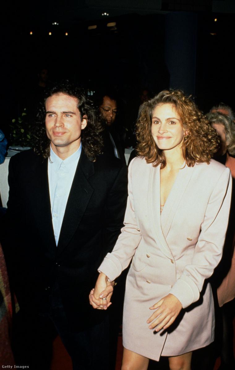 Patric és Roberts 1992-ben