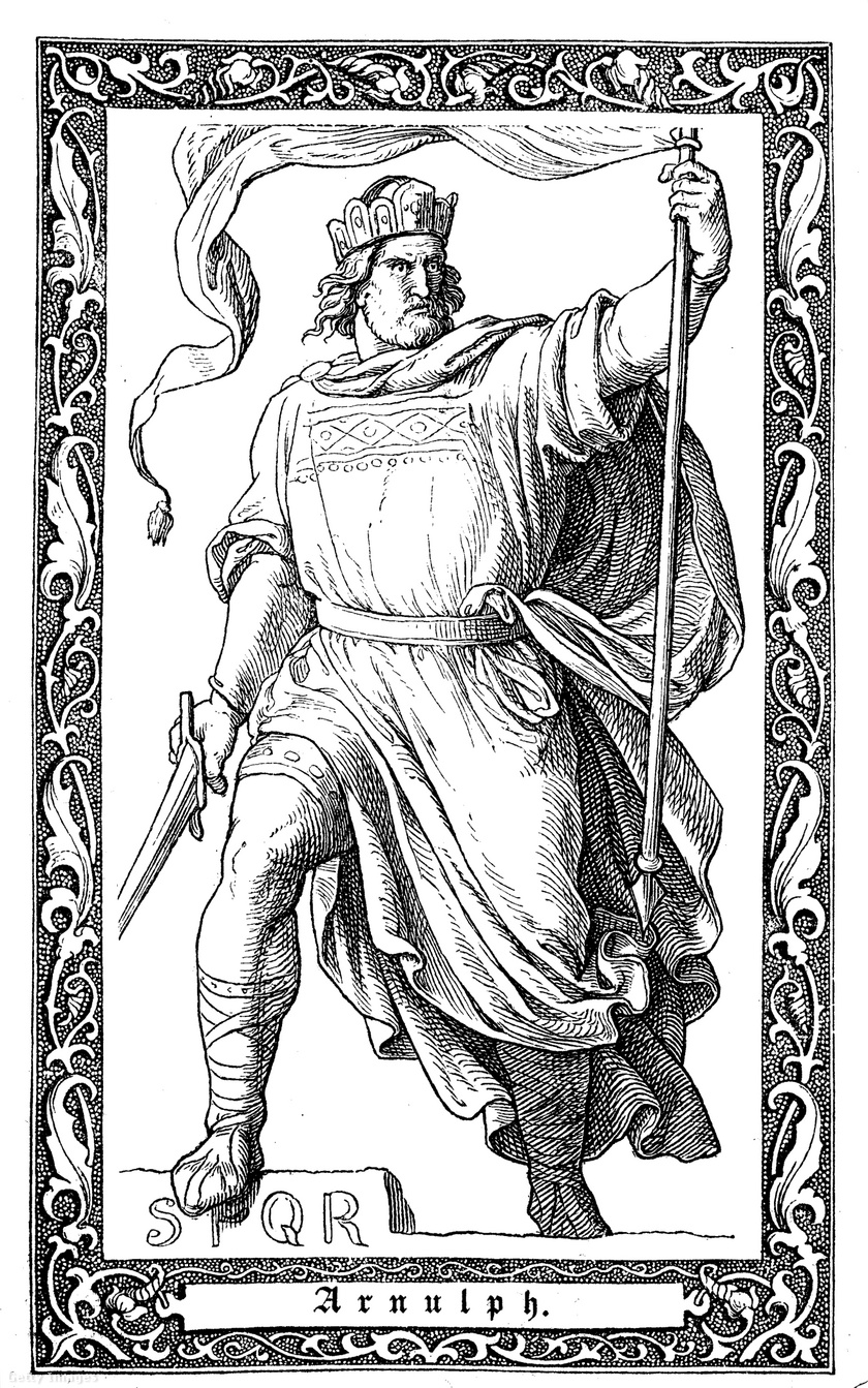 Karintiai Arnulf.