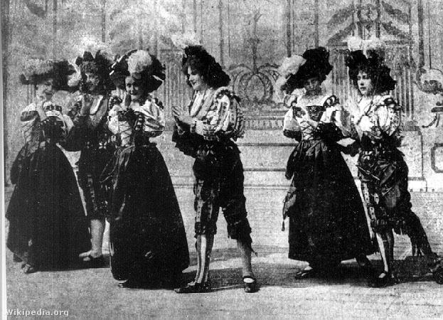 Eredeti fotogram A táncz című fekete-fehér magyar némafilmből