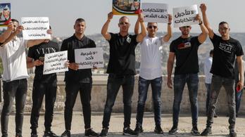 EU: Izrael tegye lehetővé a palesztin választások megtartását Kelet-Jeruzsálemben is
