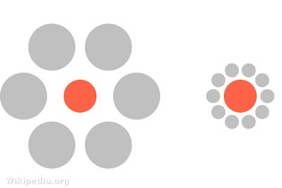 Melyik piros pötty a nagyobb?