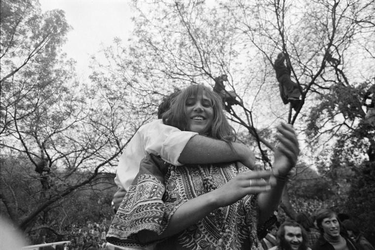 És a szerelem! 1975 Fortepan/Kereki Sándor