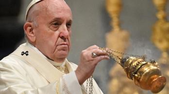 Világi bíróság elé állíttatja az egyház magas rangú tagjait Ferenc pápa