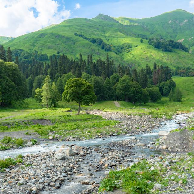 A hivatalosan nem létező országban rengeteg 100 év fölötti ember él: Abházia különös hely Grúziában