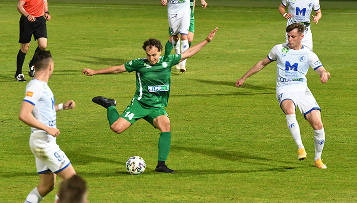 Bognár István két gólt szerzett