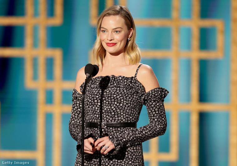 Ha nem emlékeznének, a Golden Globe-díjátadón például még így nézett ki