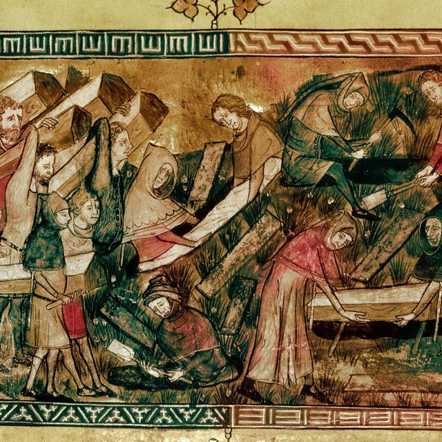 Milyen volt a járványügyi ajánlás a középkorban? Így segítették elkerülni a fekete halált a 14. században
