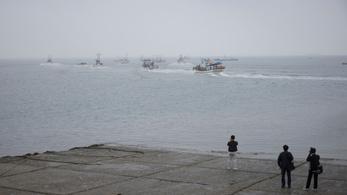 Erős földrengés volt Japán partjainál