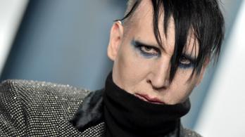 Beperelte Marilyn Mansont a Trónok harca színésznője nemi erőszak miatt