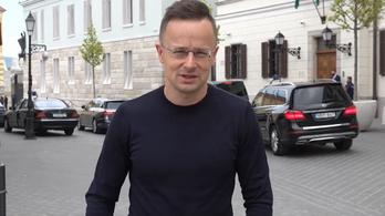Szijjártó Péter: Szlovéniába már mától korlátozás nélkül lehet utazni