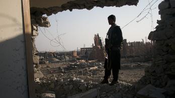 Már a NATO-erők közelében robbantottak Afganisztánban